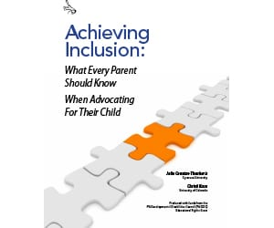 Achieving Inclusion Icon