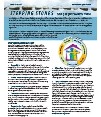 Stepping Stones newsletter Icon