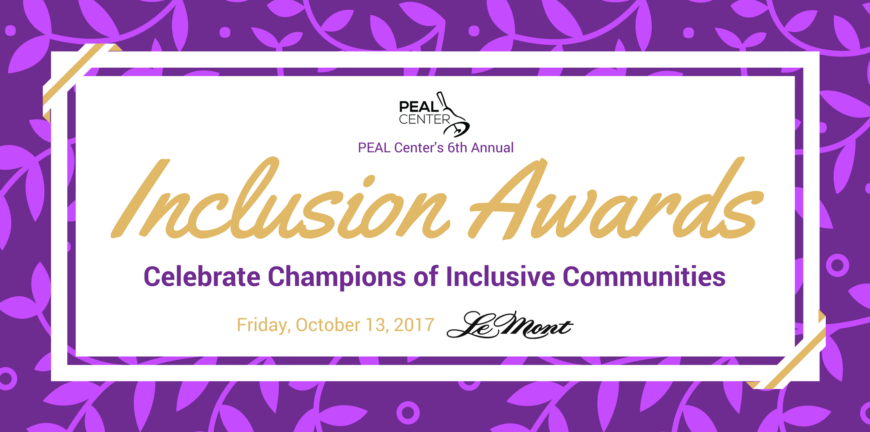 Inclusion Awards Dinner Banner