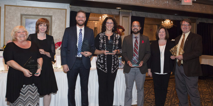 PEAL Event52 - Honorees of the evening