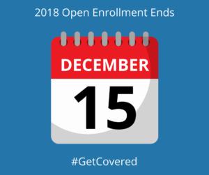 Health Care Open Enrollment Deadline