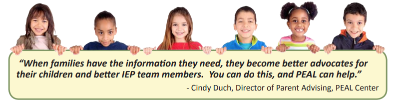 Quote from Cindy Director of Parent Advising